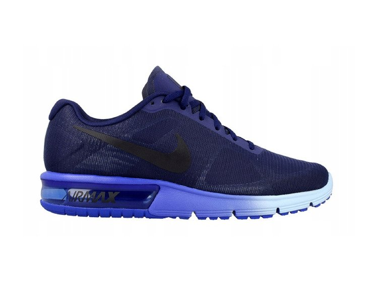 NIKE buty Air Max Sequent 46 719912 407